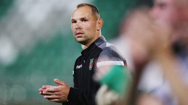 Игнашевич может сменить Галактионова на посту тренера молодежной сборной России