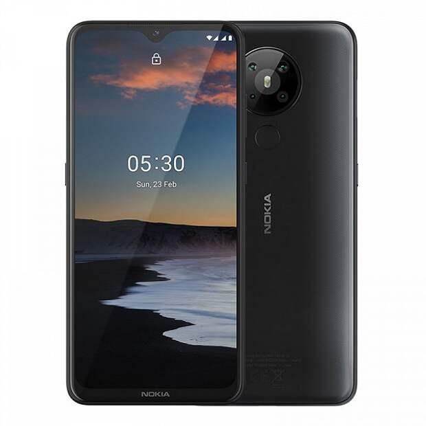 Готов к Android 11. Стартовали продажи недорогого смартфона Nokia в России