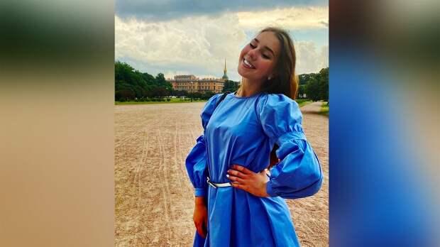 «Такая сильно красивая». Фигуристка Нугуманова опубликовала видео из центра Санкт-Петербурга