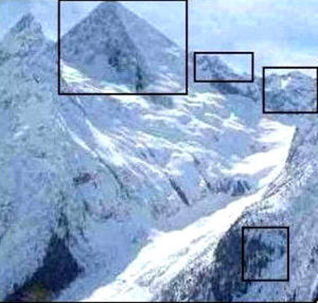 Камчатская пирамида