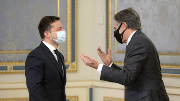 Политологи оценили итоги визита Блинкена на Украину