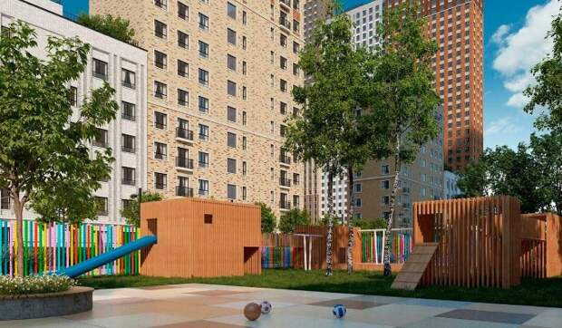 В Западном Дегунине построят детский сад на 150 мест