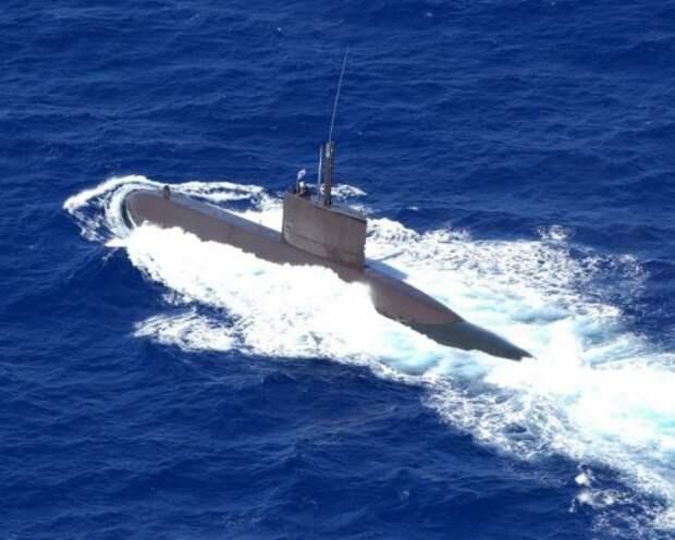 Британия будет строить субмарины-невидимки