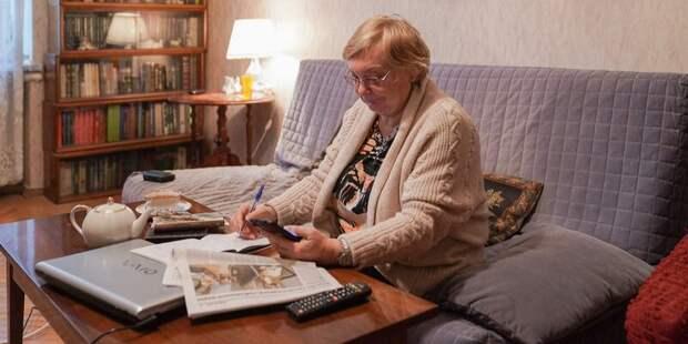 Пенсионеры из Северного узнают интересные факты о родном районе и о Москве