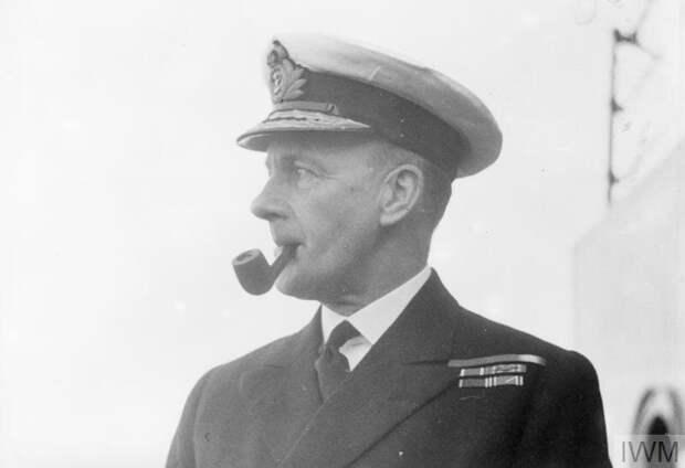 Командир соединения «Н» James Somervill
