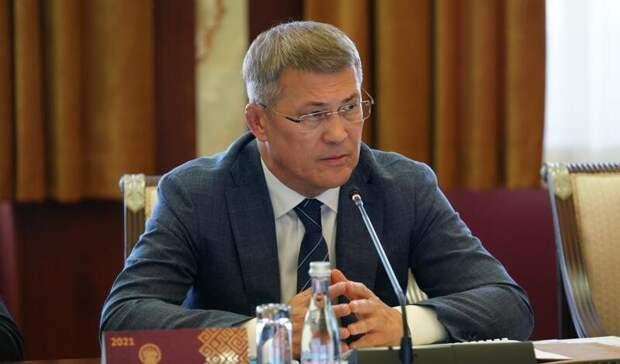 «Есть основания переживать»: Хабиров высказался оросте заболевших COVID-19