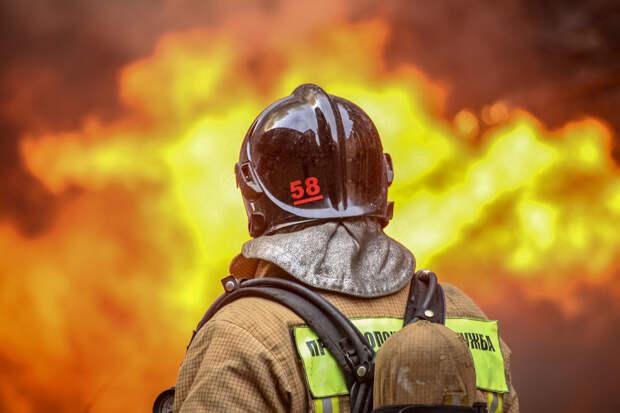Пожар произошёл на истфаке СПбГУ