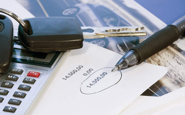 Наличка, кредит, лизинг, выкуп... —  выяснили, что выгоднее!
