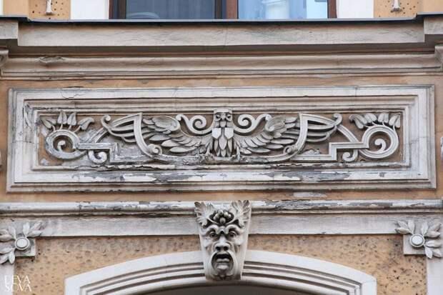 Доходный дом на улице Жуковского