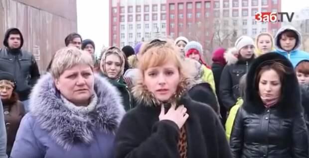 """""""Челобитная Путину. Живём впроголодь, стреляем собак"""""""