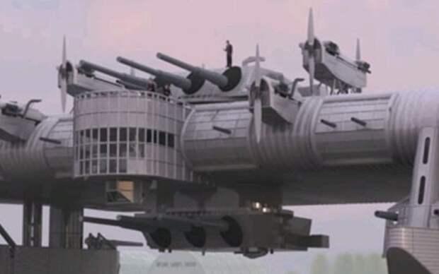 К-7: самый большой самолет из СССР