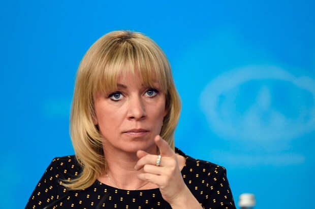 Познер в «Миротворце», Жуков на земле – Захарова обратилась к новым властям Украины с призывом