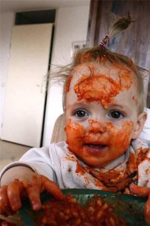 Дети веселяться и проказничают (12 фото)