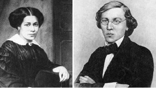 Великие истории любви. Любовь сквозь годы Николая Чернышевского