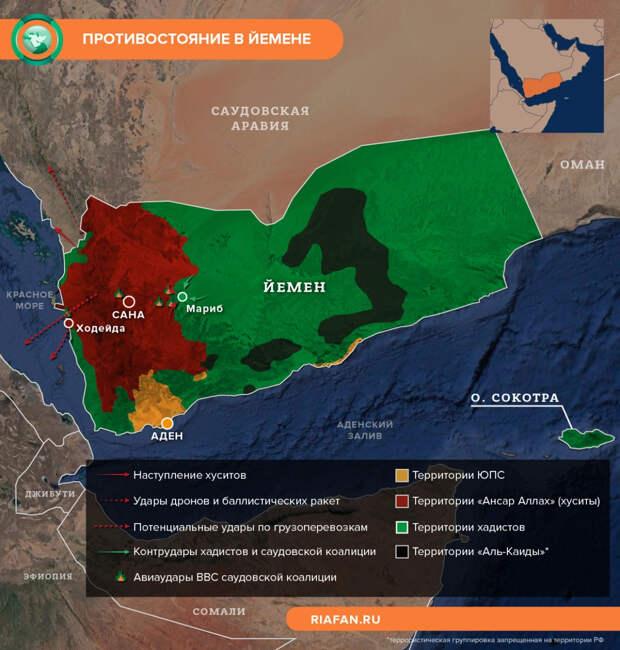 Уступки Байдена: как изменятся контуры американской позиции по Йеменской войне