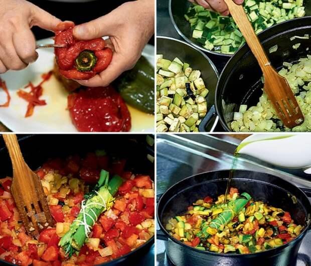 Рататуй: история, рецепт и советы шеф-повара из Прованса