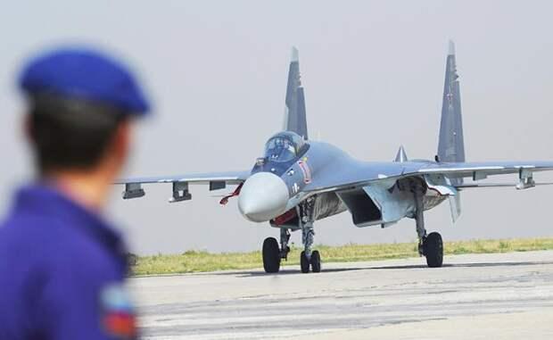 Турки нахваливают истребитель Су-35, но покупать не собираются