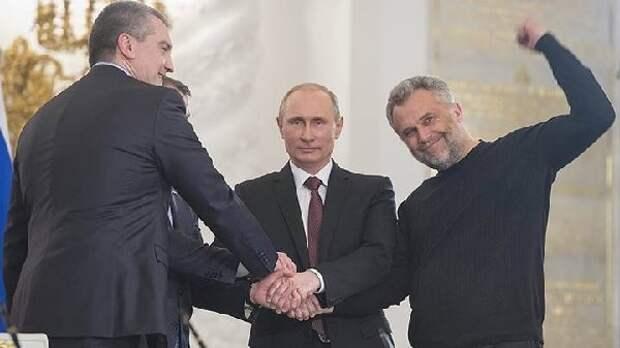 Все противники российского Крыма боятся отмены акта 1954 года