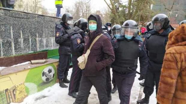 Очередной незаконный митинг вподдержку Навального хотят провести вРостове