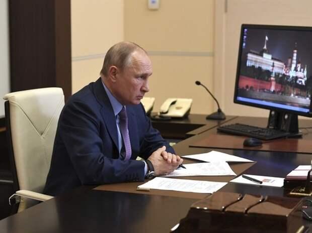 Путин побледнел от гнева и кричал про ЧП в Норильске