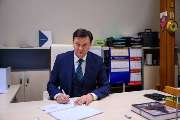 Генеральный директор МедКомплекс А.В.К. Олег Гриньков: Мы внесли свой вклад в борьбу с пандемией