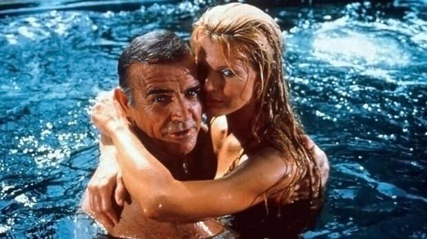 Скончался легендарный британский актер Шон Коннери