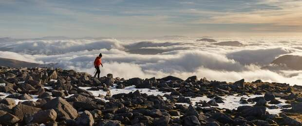 12 фантастических снимков гор Сноудонии
