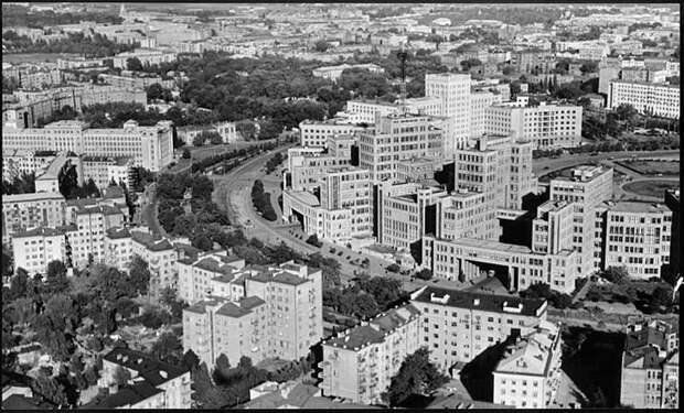 Как выглядела жизнь на советской Украине (ФОТО)