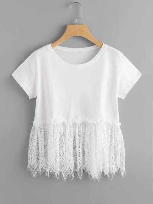 Идеи переделок тельняшек и футболок