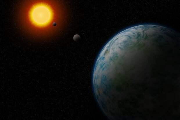 Найти обитаемые планеты учёным поможет особый газ