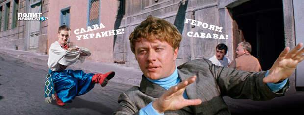 Дублировать на украинский язык классику советского кинематографа – это идиотизм. Об этом в эфире...