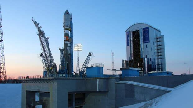 В Роскосмосе сообщили о доставке 36 спутников OneWeb на космодром Восточный