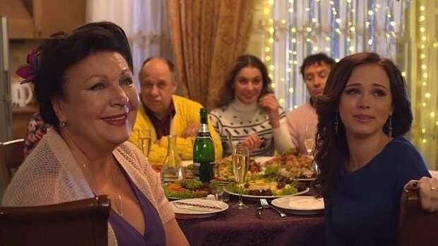 Валюха из «Сватов» мешает Татьяне Кравченко сниматься в кино