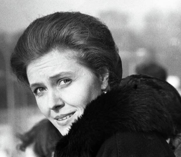 Любимица публики СССР, Юлия Белянчикова, здоровые, ностальгия, телеведущая