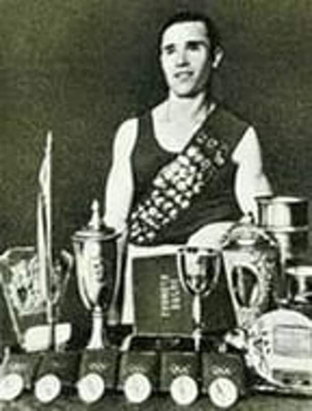 Виктор Чукарин. Человек, прошедший через семнадцать фашистских концлагерей, узник номер 10491, выживший и в Бухенвальде, и на «барже смерти», чтобы после всего этого стать семикратным олимпийским чемпионом и одним из величайших спортсменов планеты!