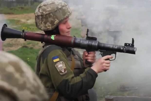 «Где камбуля, хлопец?»: Визиты натовских военных инструкторов на фоне явного обострения обстановки на Донбассе