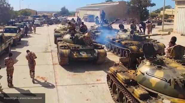 Генерал ЛНА заявил об отсутствии страха перед поддерживающими террористов из ПНС турками