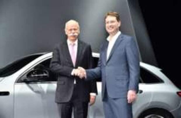 BMW попрощалась с главой Mercedes-Benz