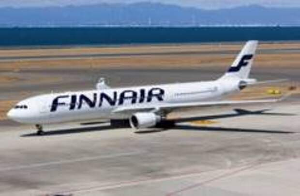 Член экипажа Finnair выпал из самолета