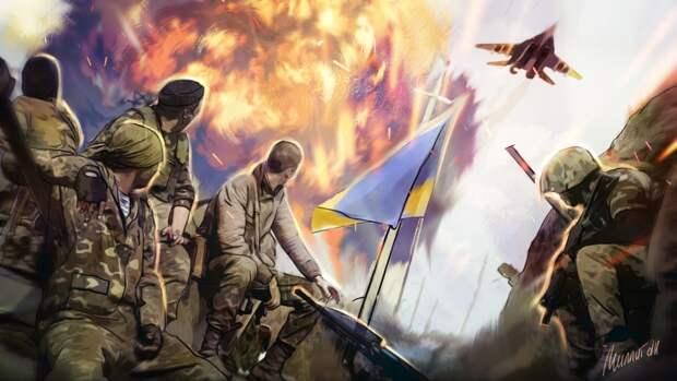 """На украинском ТВ предупредили об опасности выдуманной """"войны"""" с Россией"""