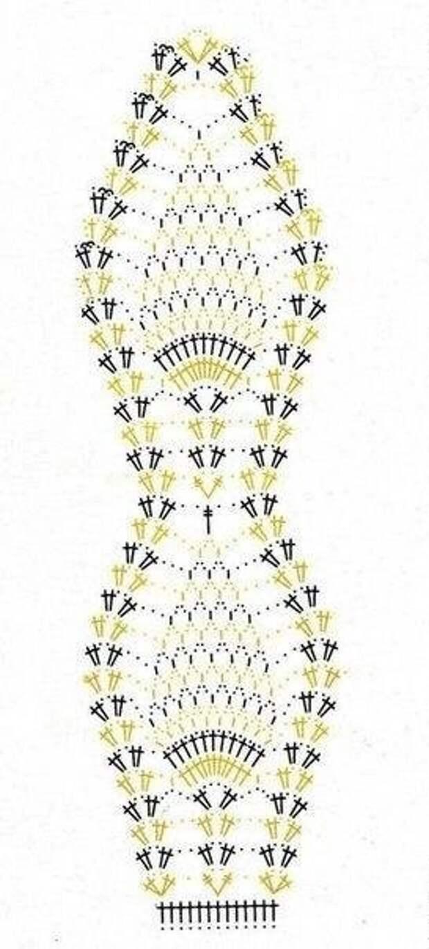 Переделка футболки с вязанием (Diy)