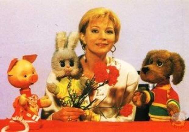 Как выглядят советские телепередачи сегодня