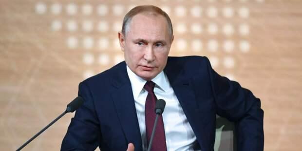 Путин прокомментировал тему кибератак