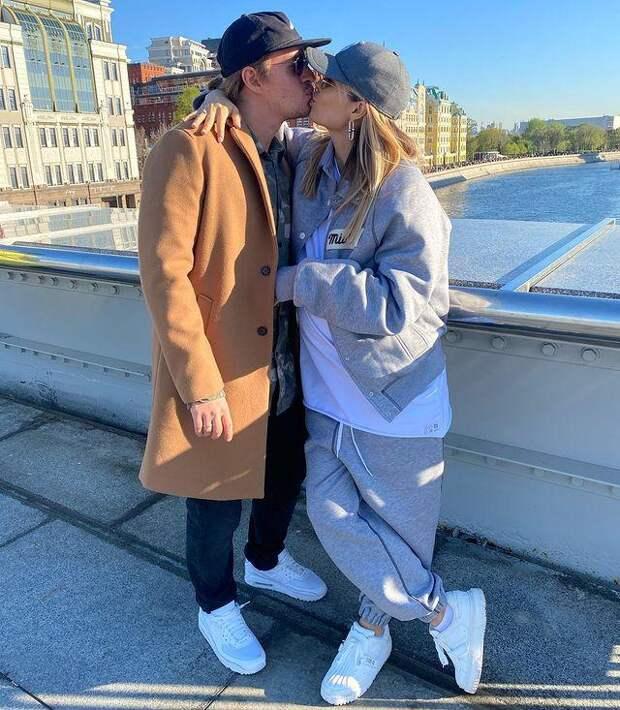 Беременная Мария Горбань опубликовала теплое фото с мужем