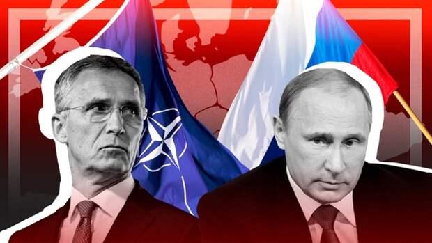 """""""Хитрят и виляют хвостом"""": Баранец высмеял анонс новой стратегии НАТО против России и КНР..."""