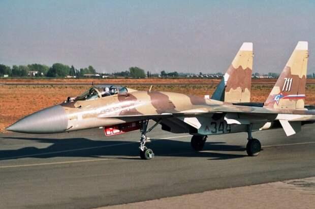 В США уверены, что за истребитель Су-37 Россия должна благодарить Китай