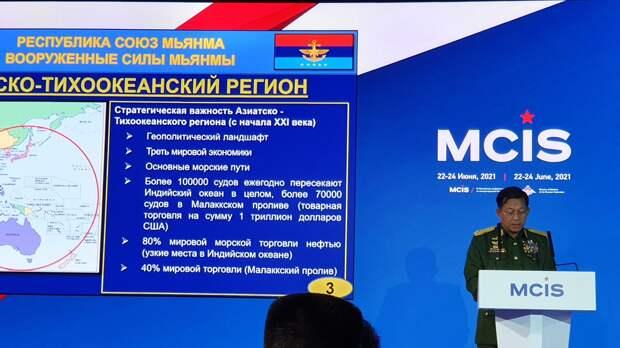 MCIS-2021. Белоруссия, Азия, стратегическая стабильность