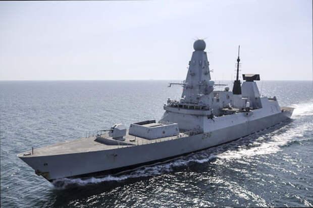 Министр обороны Британии обинциденте сDefender: Ничего ненарушали, это наше право