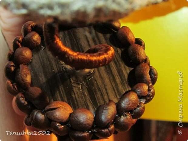 Мастер-класс Новый год МК кофейной елочки = или НОВЫЙ ГОД К НАМ МЧИТСЯ  Кофе фото 21