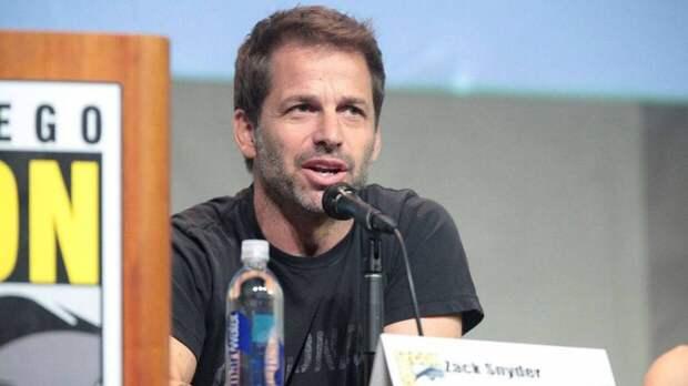 Зак Снайдер оценил идею снять фильм о темнокожем Супермене